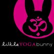 Little Yoga Bunny Logo